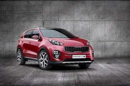 Kias new Sportage is a key model for the brand in Europe as it looks for more volume growth