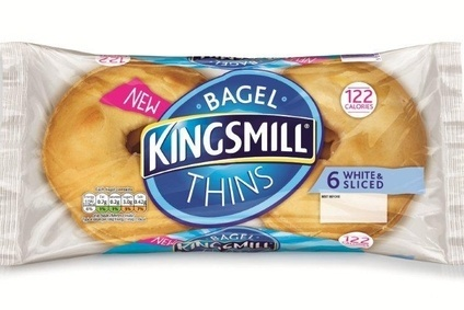 "UK: ABFs Kingsmill launches ""thinner"" bagels"