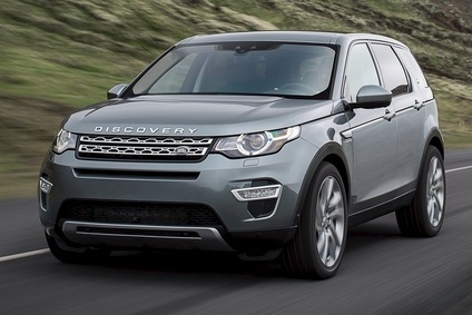 The Land Rover Discovery Sports size and market price positioning suggest it would be tailor-made for Brazilian buyers