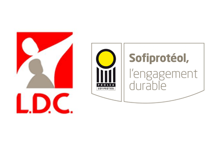 LDC and Sofiproteol have struck a partnership
