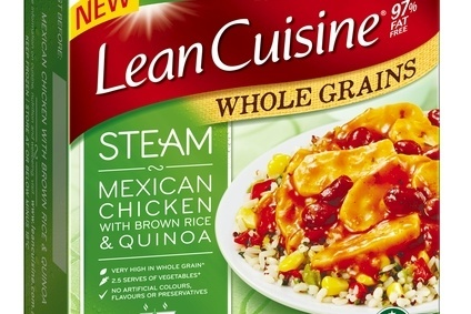 Simplot has launched a steamed whole grains range under the Lean Cuisine banner in Australia