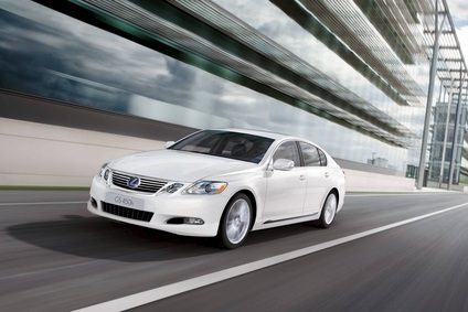 Cars being recalled outside Japan inlcude Lexus GS (pictured), IS and LS