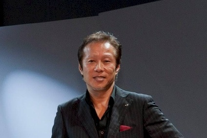 Yoshihiko Kanamori was also chief engineer for the current Lexus GS