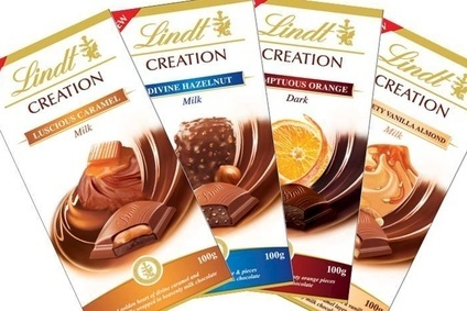 Lindt will try again to push up prices next year amid continued pressure on raw material costs.