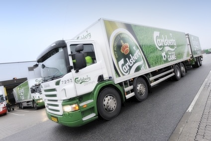 Carlsbergs shipments to Russia fell by 11% in H1