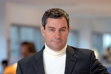 Luc Donckerwolke may look like a big softy in his standard-designer-turtleneck, but don
