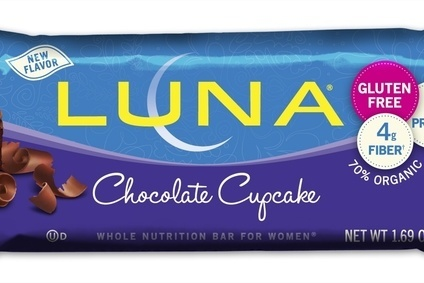 Clif Bar has relaunched the Luna range as gluten-free