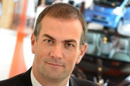 Peugeots CEO Maxime Picat was one of several top auto executives just-auto interviewed at the Paris show