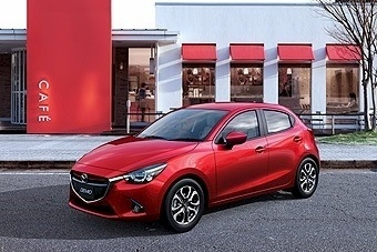 New Demio has won Mazda its fifth Japan Car of the Year award