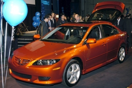 Most 2004 2008 Mazda 6s Sold In US Were Locally Made. Here, Job
