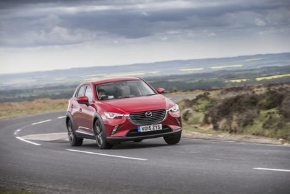 Relatively late to the B-SUV party, Mazda UK is launching with meaty two litre petrol engines, a 1.5 diesel and three generous trim levels. Automatic transmission and AWD are available