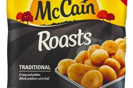 McCain launches roast potato range in Australia