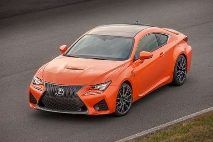With 150-200 cars expected to be sold in 2015, UK will be biggest European market for the RC F