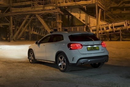 Mercedes UK has specified the GLA to better suit family buyers
