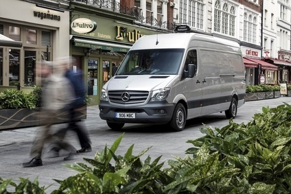 Sprinter was last redesigned early in 2013. Latest line was first in its segment to meet Euro VI emission standards