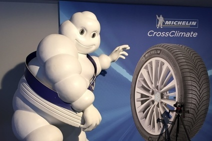 Michelin will launch its CrossClimate tyre in May this year
