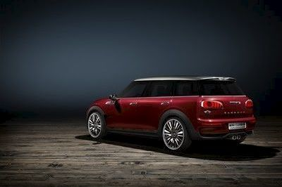 Netherlands F57 Mini Cabrio To Be Assembled By Vdl Nedcar