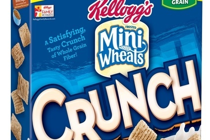 Kellogg admitted new products like Mini-Wheats Crunch had not met expectations