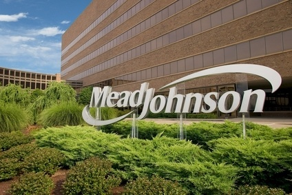 Mead Johnson battling falling sales in China