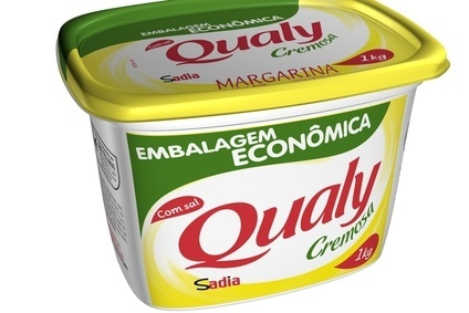 "BRFs Qualy brand overtook Nestles Maggi in Kantar Worldpanels last study of food ""brand footprints"" in Brazil"