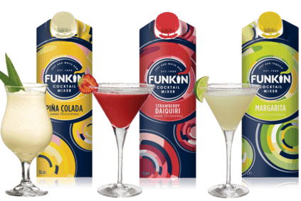 Funkin has introduced a new logo