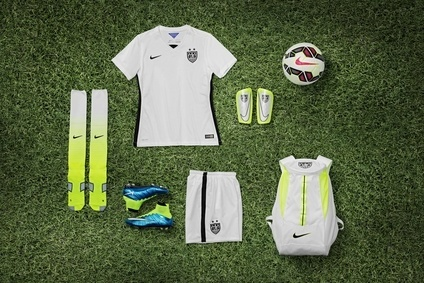 8e74b6dc7bb Nike launches women's kit from recycled polyester | Apparel Industry ...