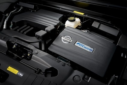 Russian Pathfinder is first locally built petrol-electric hybrid according to Nissan