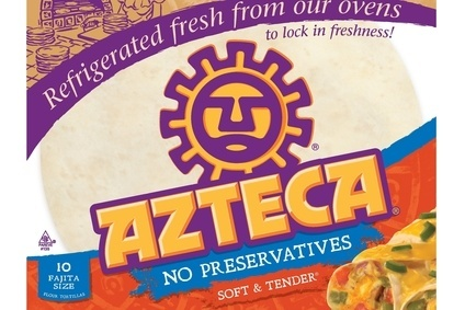 Azteca has launched its new No Preservative line of tortillas