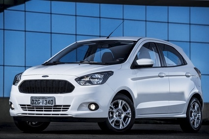 The new Ka will be built at Fords Camaçari plant