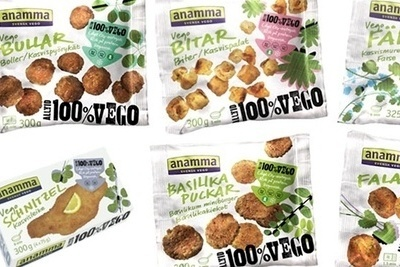 Orkla buys Swedish meat-free firm Anamma