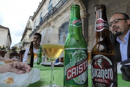 US drinks importers head to Cuba