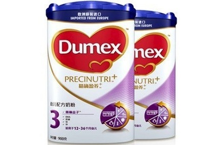 UPDATE: Danone to merge Dumex with Mengniu in China