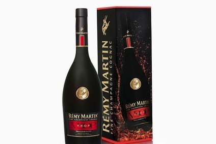 Remy Martins sales fell by 20.8%