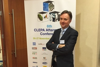 """Our members are masters of technology"" - CLEPA CEO Paul Schockmel"