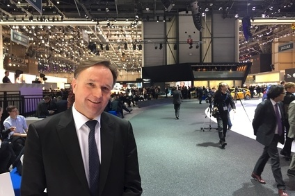 CLEPA CEO, Paul Schockmel, emphasised TTIP importance at Geneva show