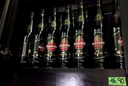 Havanista - on sale at the Havana Club Rum Museum