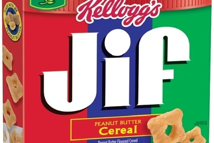 Jif Peanut Butter Cereal is one of the latest additions to Kelloggs portfolio