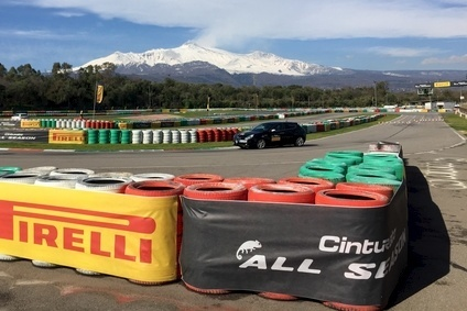 Four seasons in a day on Sicily for Pirellis new Cinturato