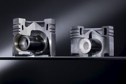 aluminium in modern automotive engines The cylinder block is an integrated structure comprising the cylinder(s)  (such as in most modern engine blocks)  the aluminium block is much lighter in weight.