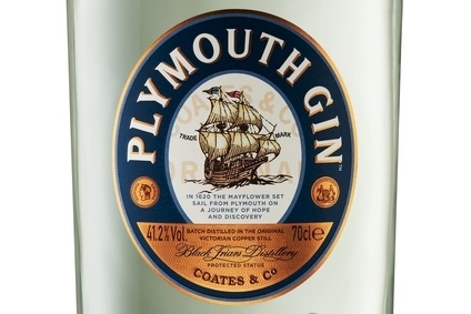Plymouth Gin first secured protection in the late 1980s
