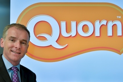 Interview: Quorn CEO focuses on further growth