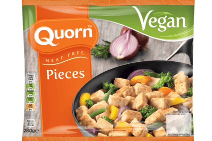 Quorn attracted interest from companies including McCain Foods and South Koreas Pulmuone