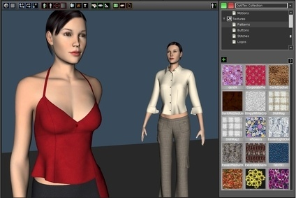 3D technology: developments for the apparel industry