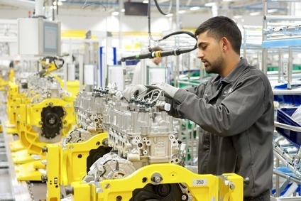 JLR has just opened a new engine plant in Wolverhampton