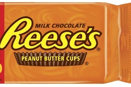 BRAZIL: Hershey takes Reeses Peanut Butter Cups to Brazil
