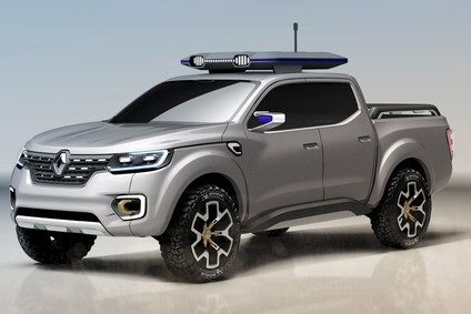 Alaska concept previews how Renault version of joint venture truck project with Nissan and Daimler will look