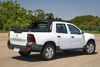 Brazil Four Door Renault Oroch Pickup Plugs A Gap In The Market