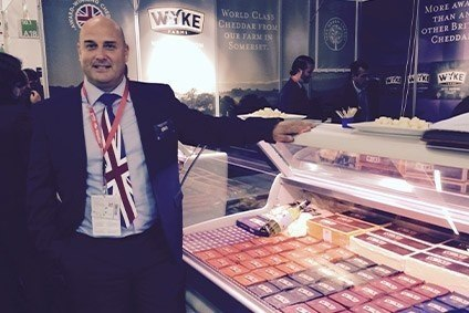 Wyke Farms aims to quadruple international sales