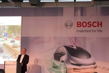 """Renewable sources will do the job"" - Bosch Mobility Solutions chairman Rolf Bulander"