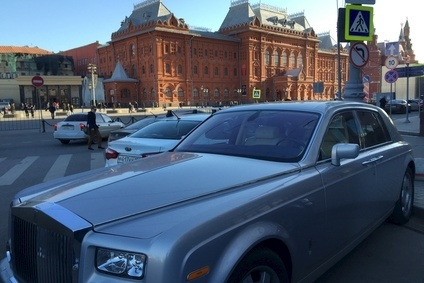 Russia still a magnet for luxury brands